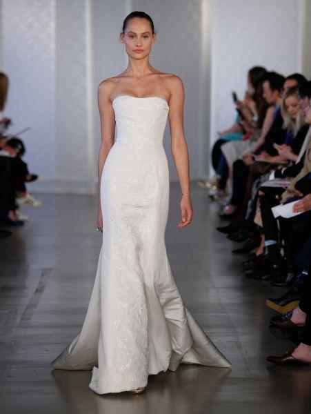 Vestidos de novia para mujeres altas
