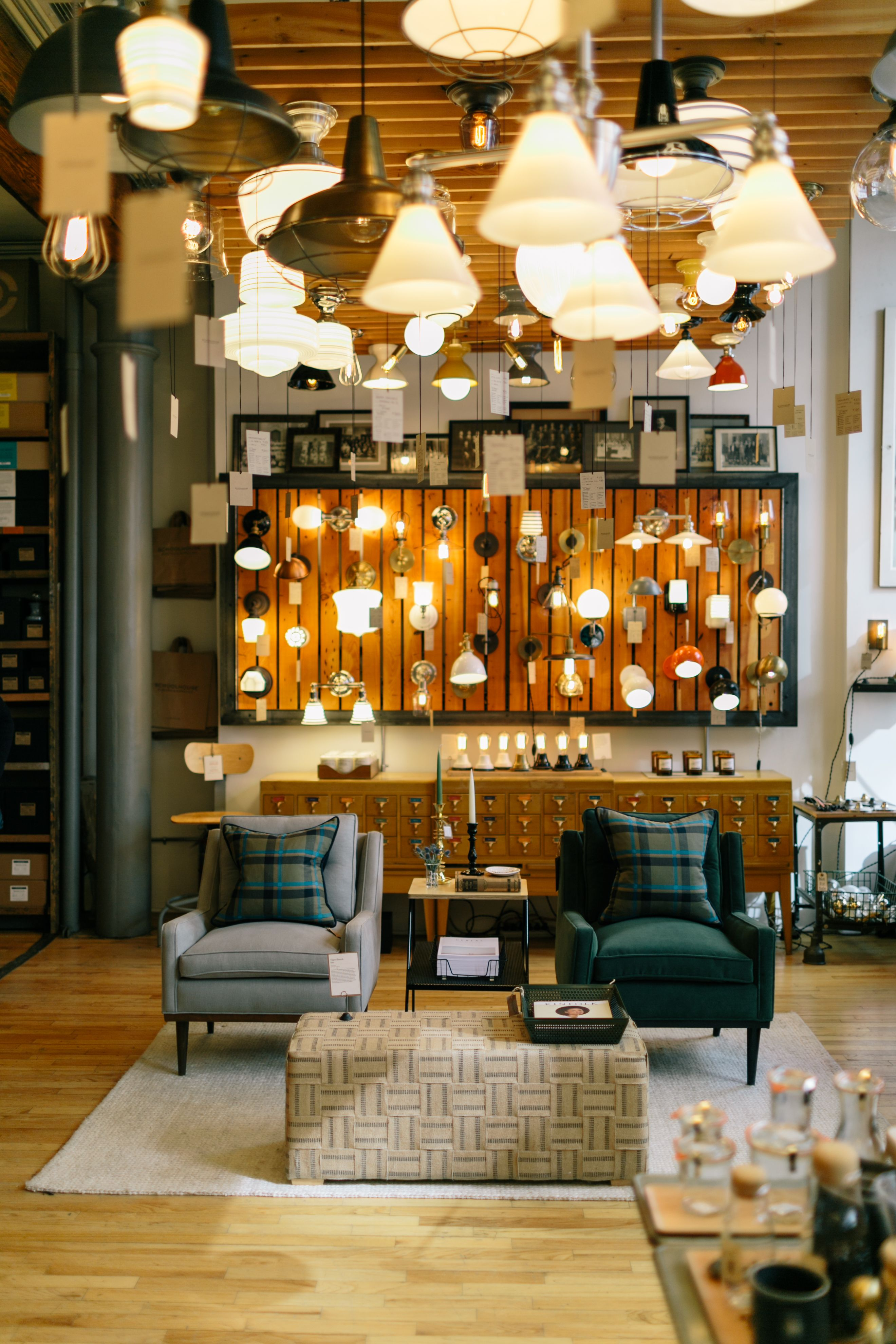 Schoolhouse Electric Nyc Showroom S Clic