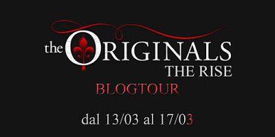 Il Colore dei Libri: [BlogTour] The Orginals - The Rise di Julie Plec: ...
