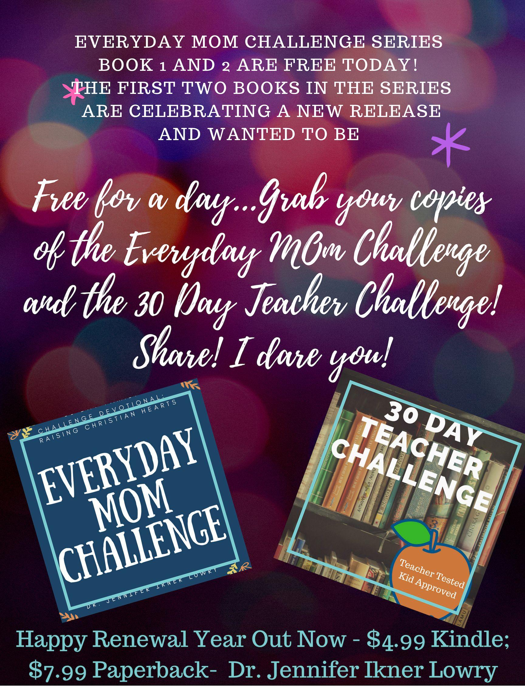 Dr Jennifer Ikner Lowry Amazon Mom Challenge Free Ebooks Books