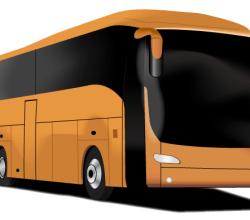 Free Tourism Bus Vector Art Vector Free Luxury Bus Bus