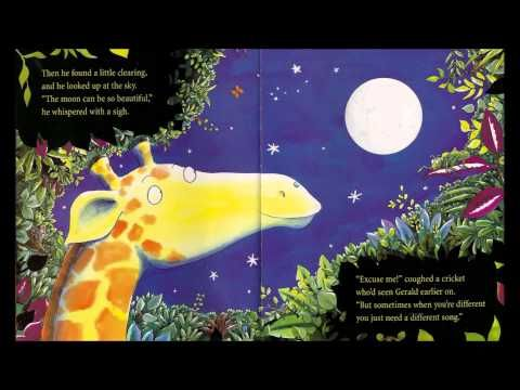 9d3ca73ed7c14e Giraffes Can t Dance Song - YouTube.sing along together with this version  of Giraffes Can t Dance by Giles Andreae and Guy Parker Rees.