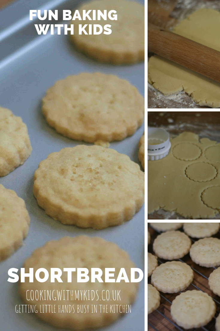 Scottish Shortbread Easy Biscuit Recipe Shortbread Recipe Easy Biscuit Recipes Uk