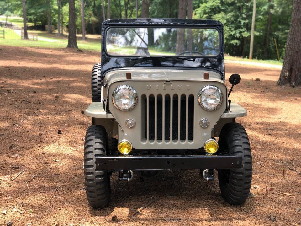 Stephen Johnson Kaiser Willys Jeep Blog In 2020 Willys Jeep Mahindra Jeep Willys