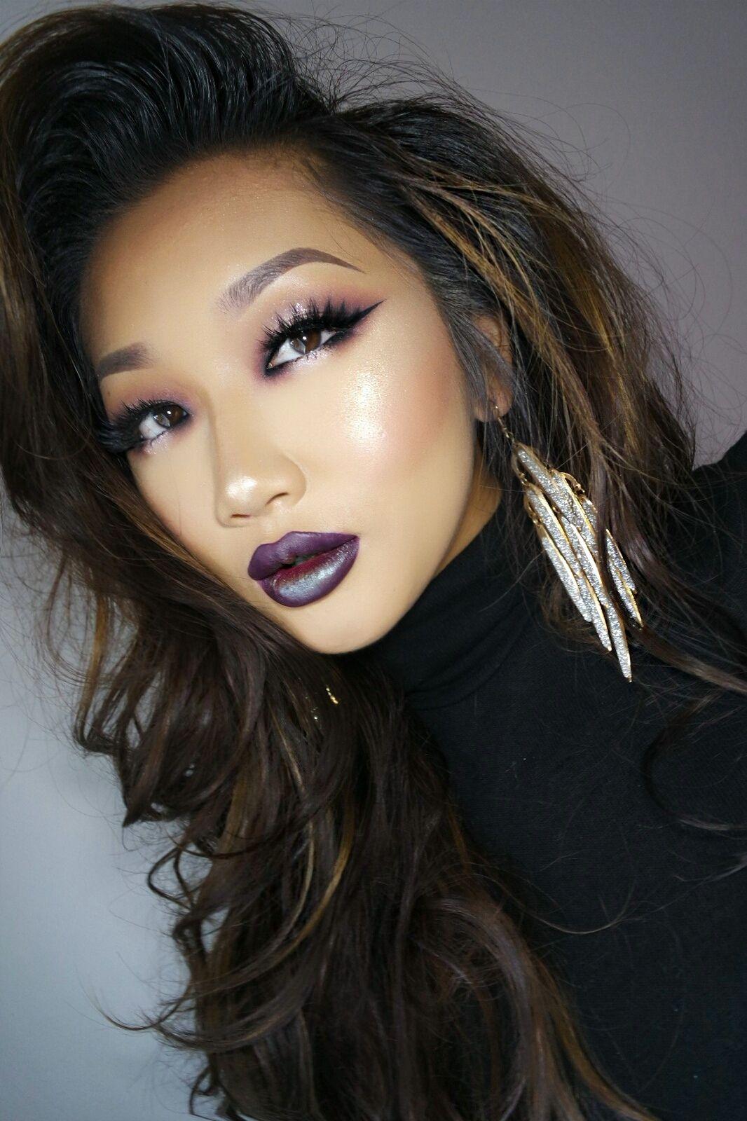 Fall inspired Makeup Tutorial Makeup geek eyeshadow