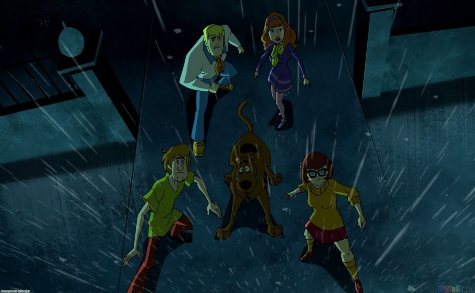 Scooby doo mystery incorporated hd wallpaper wallpapers scooby doo mystery incorporated hd wallpaper voltagebd Images