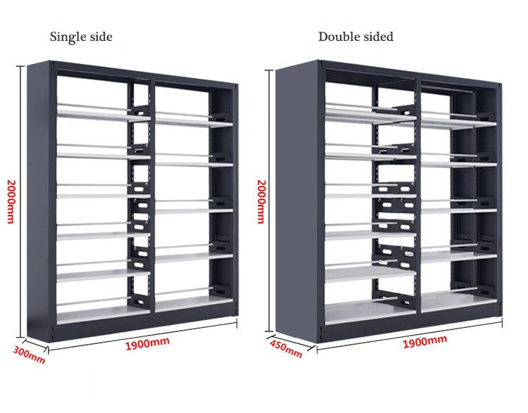 Outstanding The Book Shelft Is Made Of Cold Rolled Steel Plate With Good Download Free Architecture Designs Intelgarnamadebymaigaardcom