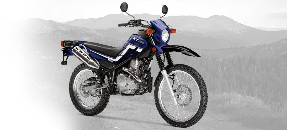 2016 Yamaha XT250 Yamaha motocross, Dual sport