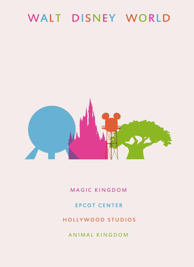 8dcdc4011ecc Disney Castle Logo Vector Walt Disney World Travel Poster By Lunamis On  Deviantart Wallpaper