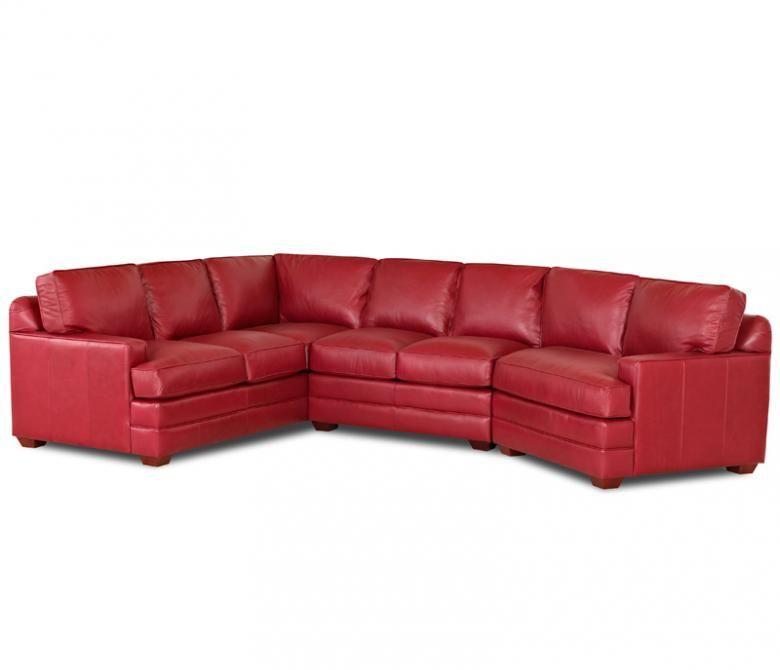 Klaussner Living Room Selection Sectional Home Furnishings Asheboro North Carolina