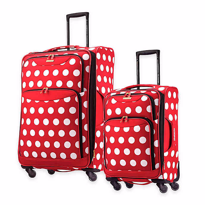 American Tourister Disney Spinner Luggage Collection Bed Bath