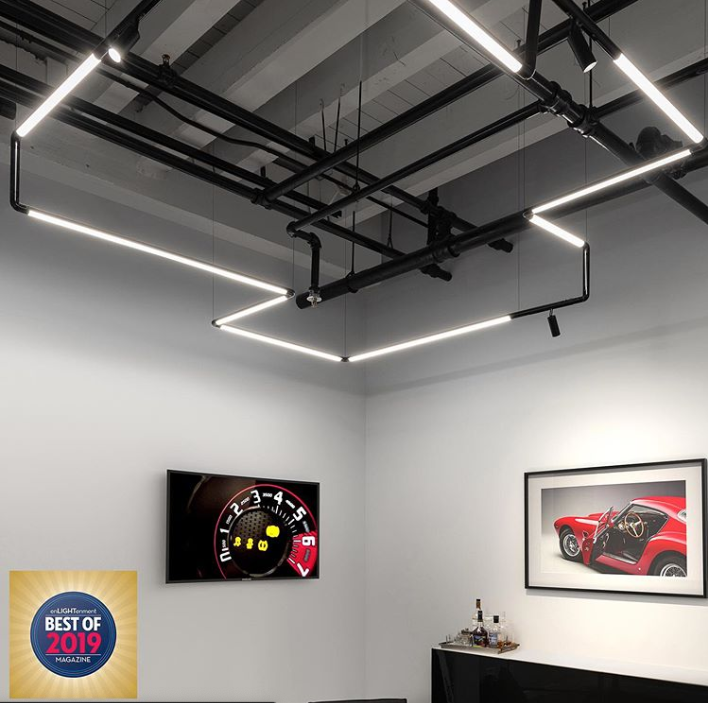 lighting solutions open ceiling