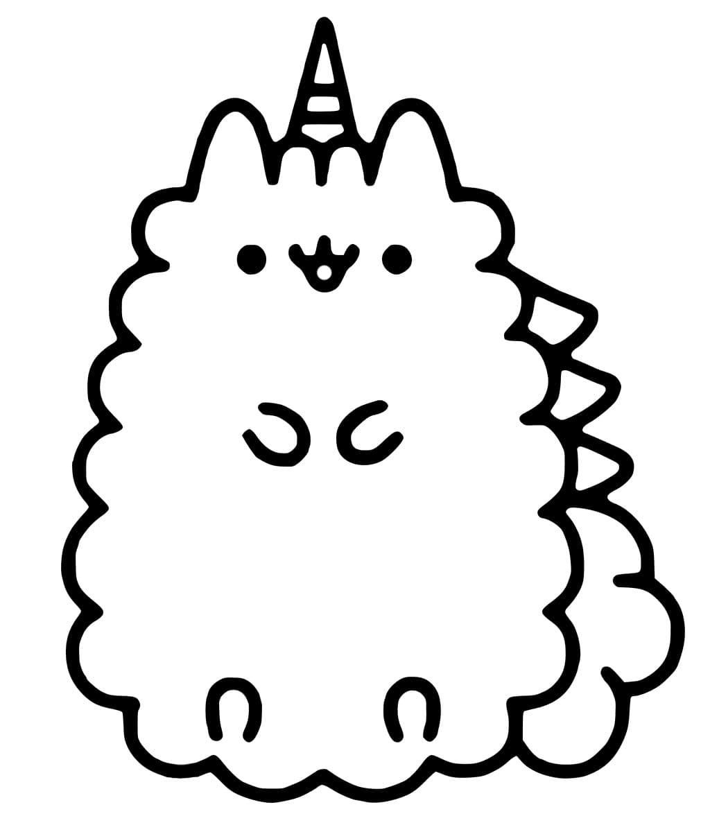 18 Coloring Page Pusheen Pusheen Coloring Pages Cool Coloring Pages Monster Coloring Pages