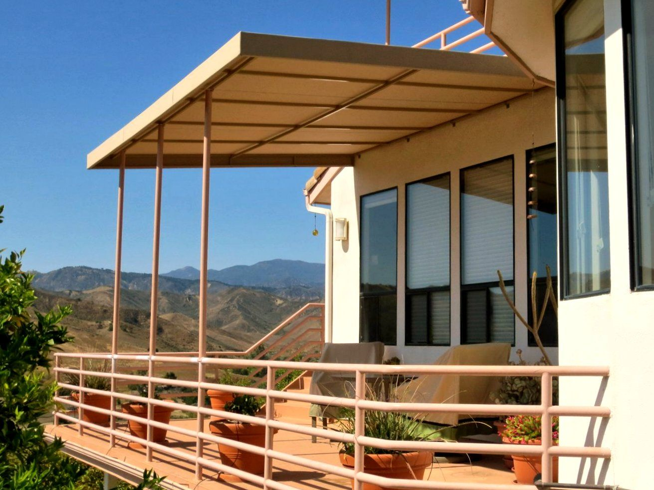 Residential Awnings Patio Covers By Superior Awning Residential Awnings Patio Deck Furniture Canvas Patio Covers