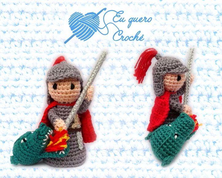 Como Fazer Crochê Amigurumi – Aprenda com Dicas e Passo a Passo em ... | 580x724