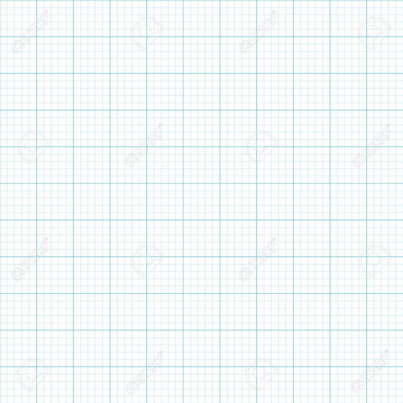 Raster Illustration Graph Plotting Grid Paper Pattern Texture