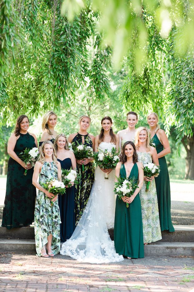 Emerald Apple Mint 27 Gorgeous Green Bridesmaids Dresses Green Bridesmaid Dresses Mismatched Green Bridesmaid Dresses Green Wedding Dresses