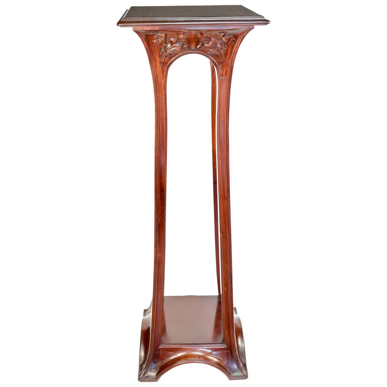 modern art nouveau furniture. Louis Majorelle Art Nouveau Stand | From A Unique Collection Of Antique And Modern Pedestals At Furniture R