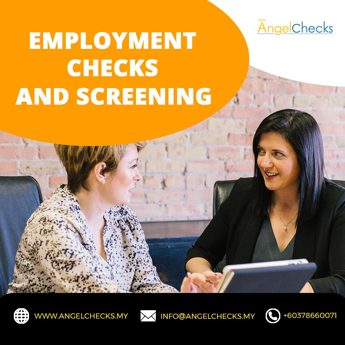 Employment Checks and Screening The process for any