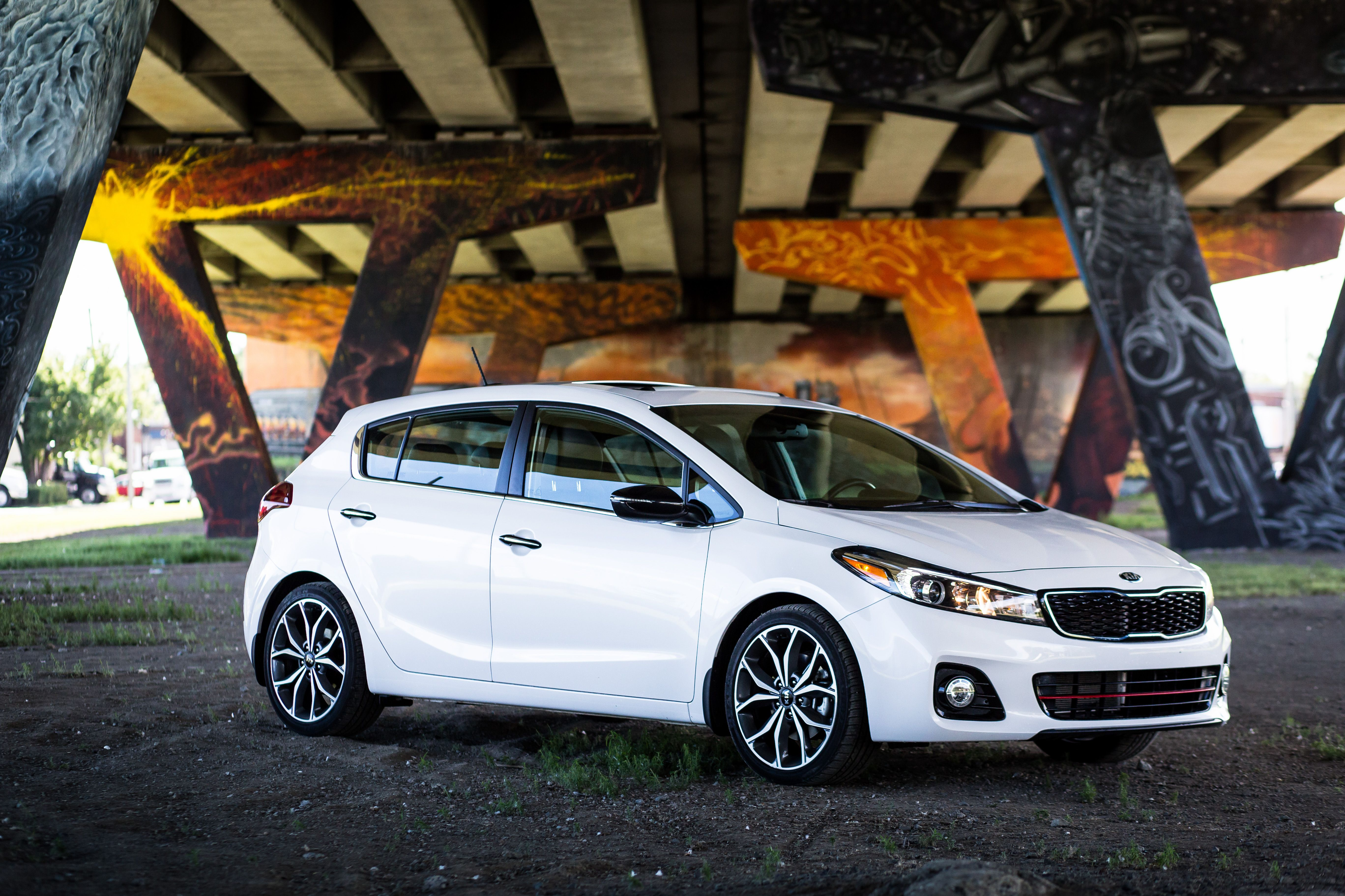 The 2017 Kia Forte5 SX Is Almost A Real Hot Hatch Kia
