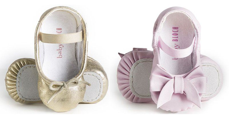 Baby Bloch - ballet shoes for tiny