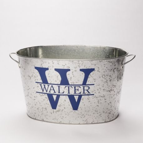 Galvanized Drink Tub With Images Beverage Tub Wedding Shower