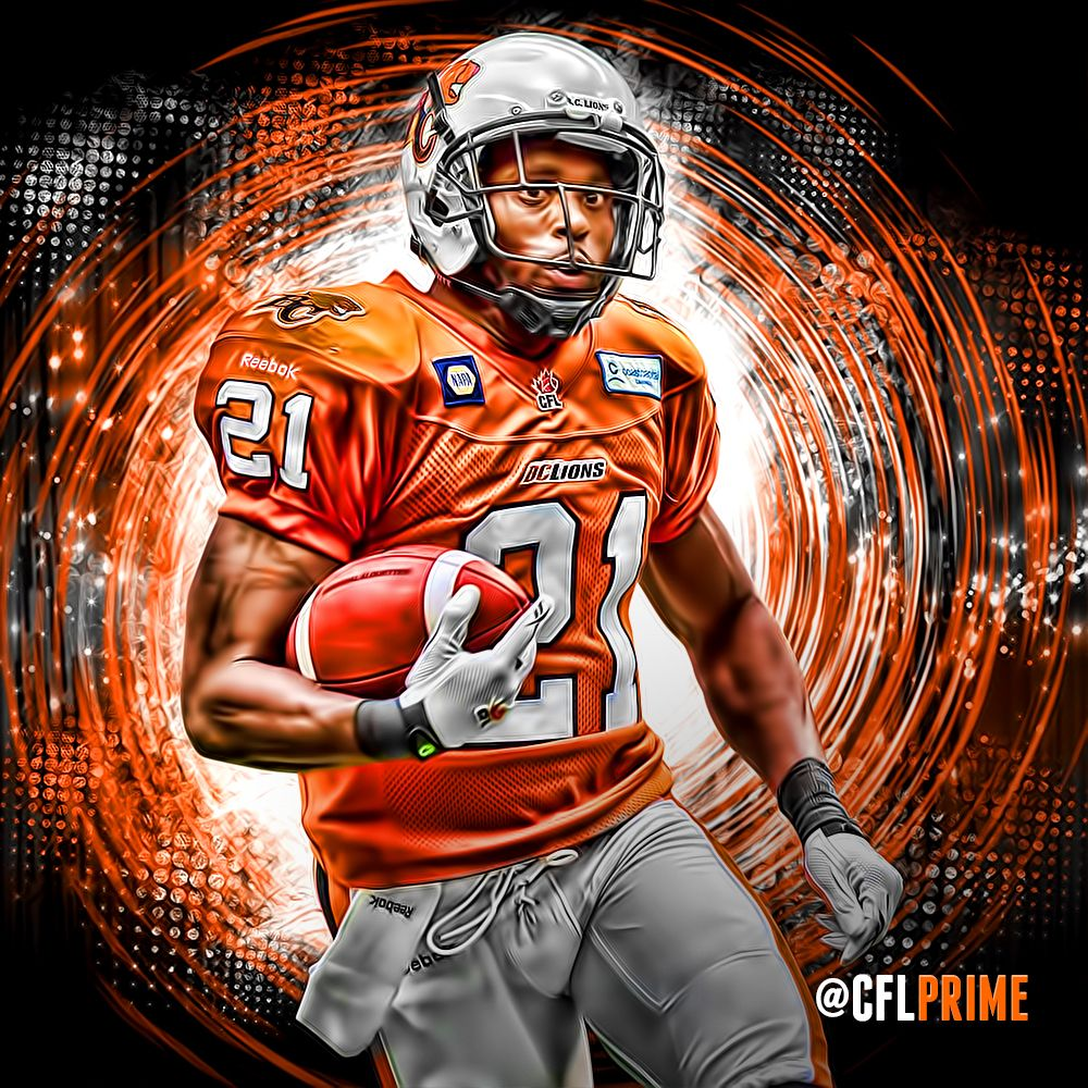 Ryan Phillips Bc Lions With Images Sports Design Columbia Lion Sports Art
