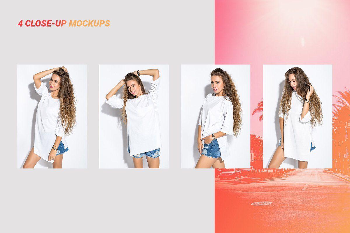 Download Trendy Oversize T Shirt Mockups Shirt Mockup Clothing Mockup Tshirt Mockup