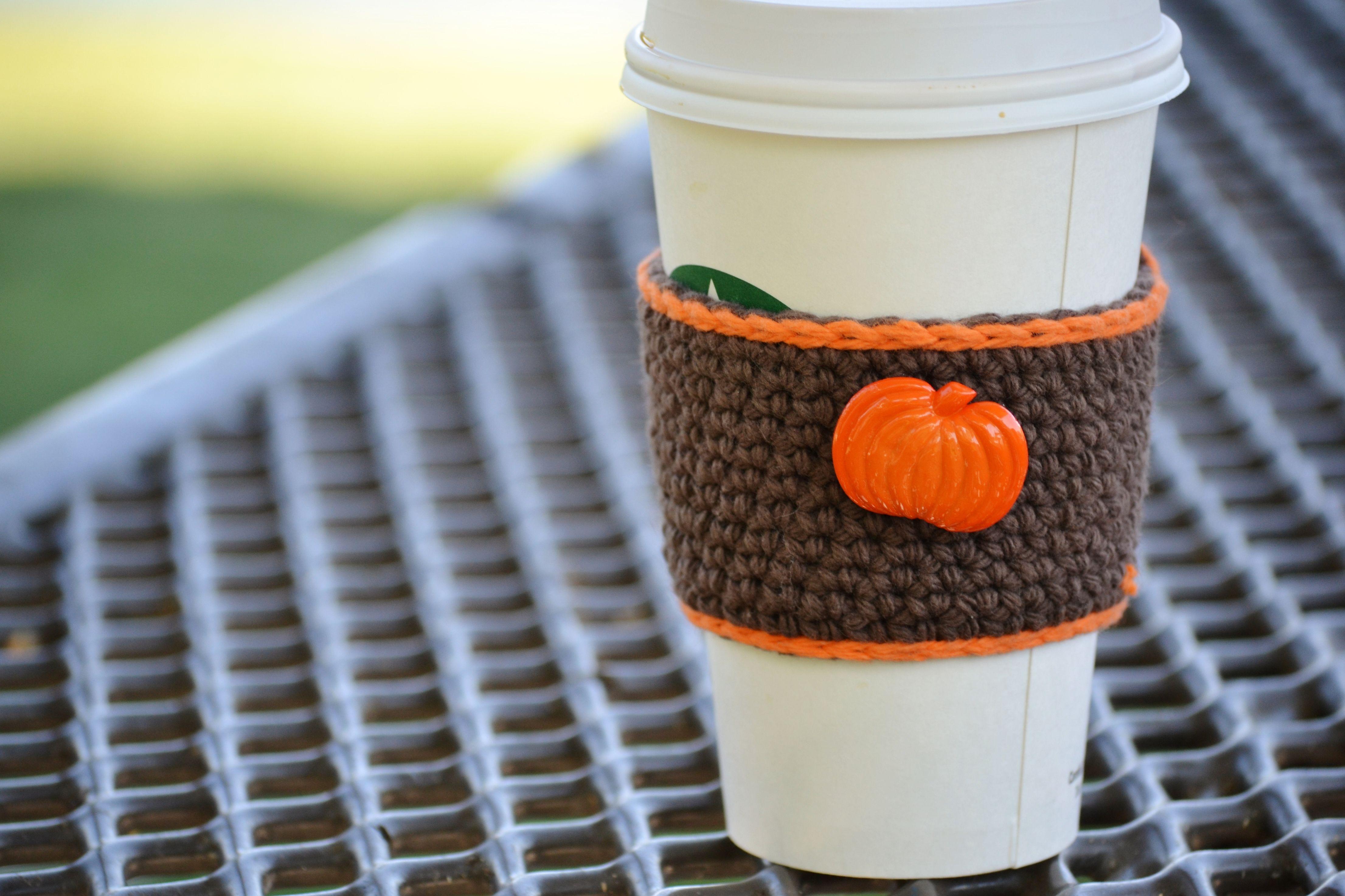Pumpkin Patch Coffee Sleeve! Coffee sleeve, Pumpkin
