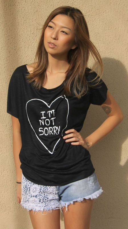 CAM IM NOT SORRY - ufb