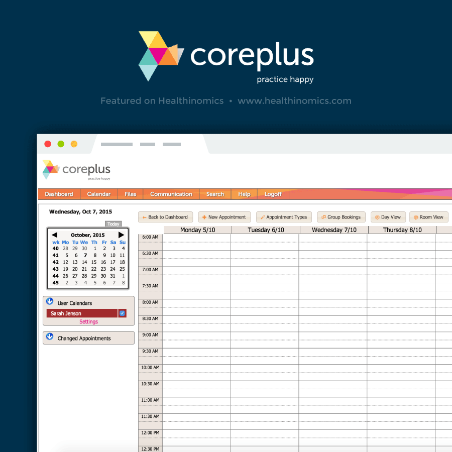20 Online Scheduling Software for Health and Wellness