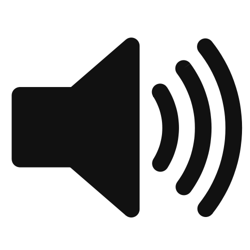 File Speaker Icon Svg Wikimedia Commons Music Backgrounds Sound Sound Effects