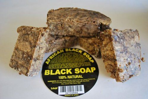 African Black Soap From Ghana 1 Lb by smellgood. $1.00. always fresh. african black soap. we ship same day see our feedback SEE OUR QUALITY ORGINAL PICTURE Some of the Benefits of black soap - Helps deep clean skin. - Works on most skin types including rough and dry or sensitive skin - Helps clear skin bumps and spots - Helps relieve acne, oily skin & other skin problems. - Great for removing makeup - Works against premature facial lines and wrinkles - Can be lathered and used...