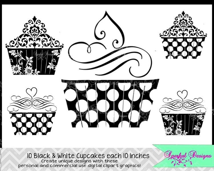 Wedding cupcake clipart cupcake clip art birthday invitation clipart wedding cupcake clipart cupcake clip art birthday invitation clipart digital scrapbook party decoration clipart instant green junglespirit Images