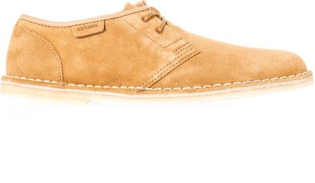 CLARKS - Yellow The Jink Shoe