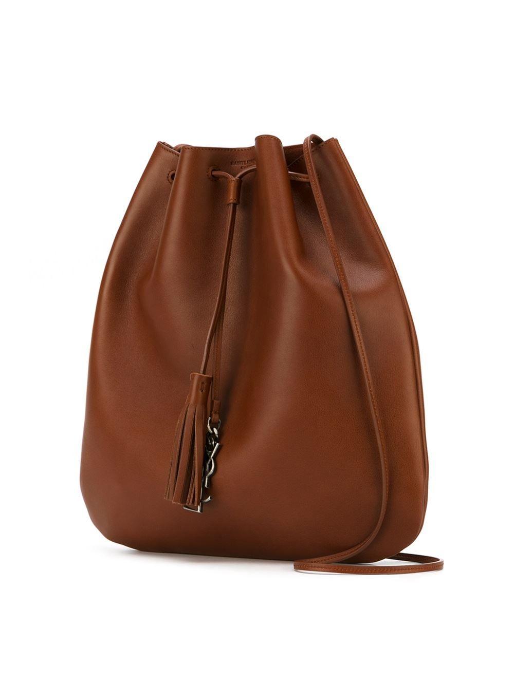 Saint Laurent сумка-мешок 'Jen'