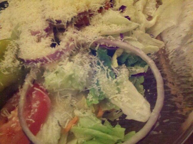 Olive Garden Salad In Round Rock TX