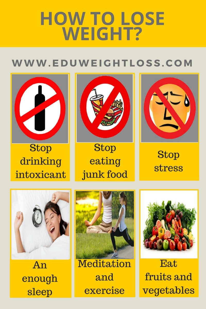 what foods to stop eating to lose weight
