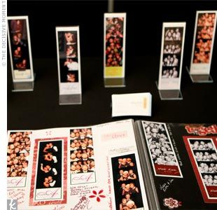 Photobooth Guest book