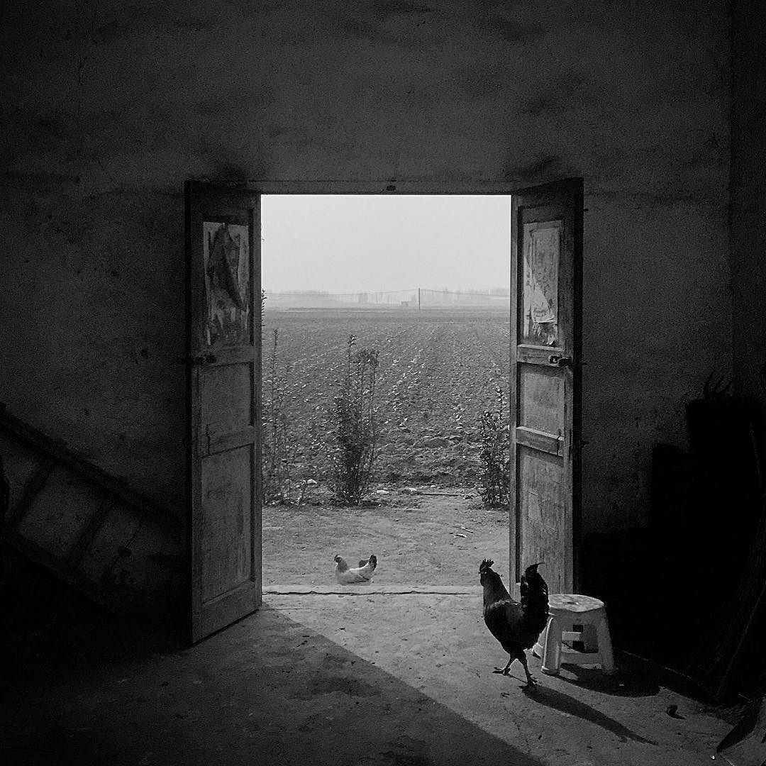 The doorway (#china) by kevinfrayer