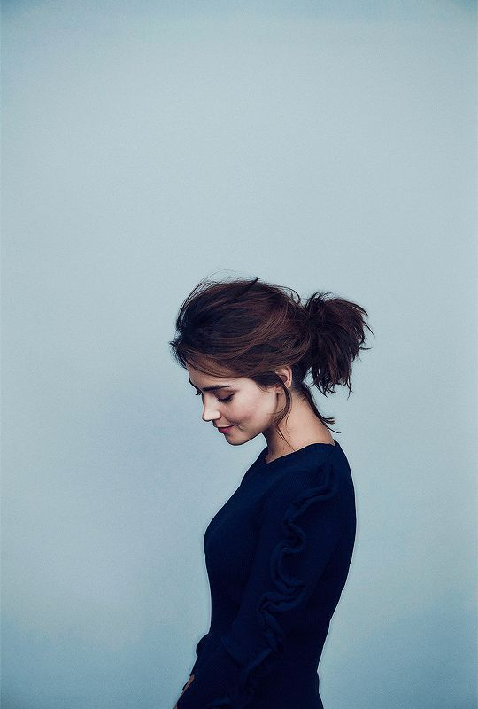 Photo of Jenna Coleman photographed for the Guardian in London, England – August 8th, 201 … – Recipes