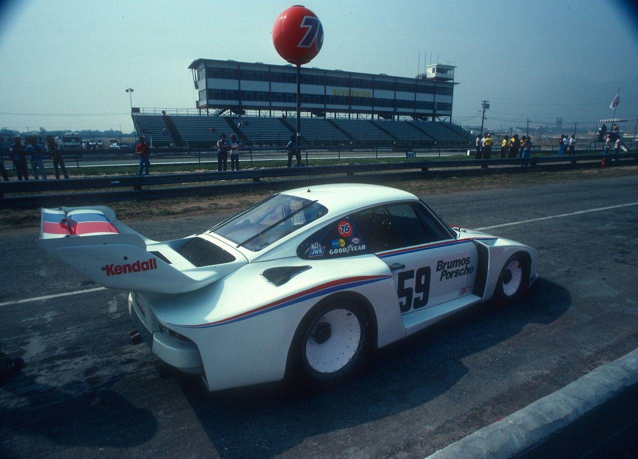Porsche 935/79 Turbo Brumos IMSA GTX 1979