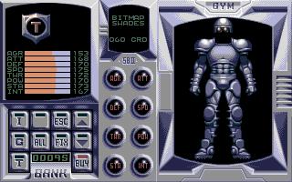Speedball 2 (1992, DOS)