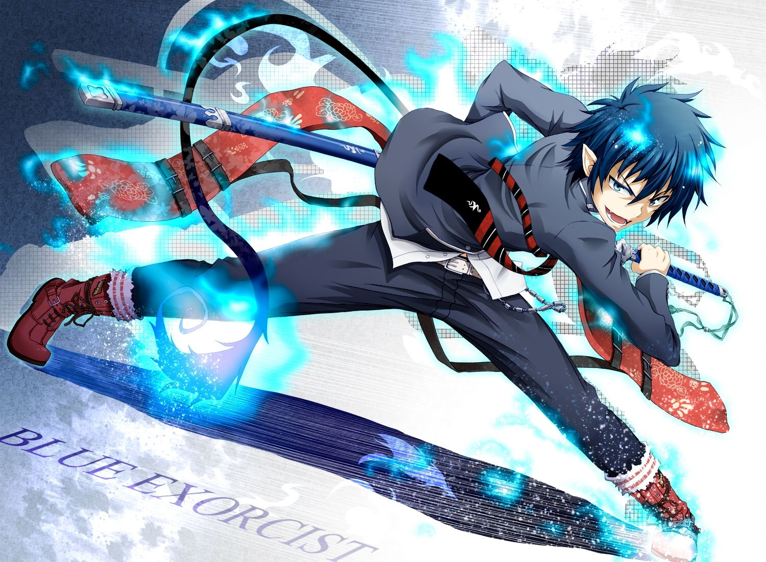 Blue Exorcist Fanart Google Search Anime Manga Sinij Ekzorcist