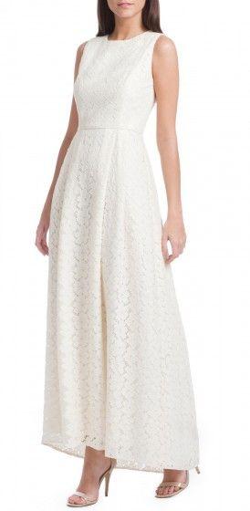 Shoshanna   Lace Belinda Gown - Sale