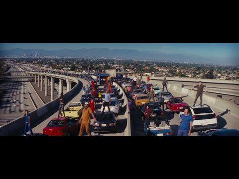 La La Land Another Day Of Sun Opening Scene 1080p Youtube In 2021 La La Land La La Land Movie Scene