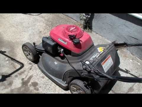621 Honda Hrb216 Lawn Mower Repair Blade Clutch Alameda Repair Shop Youtube Lawn Mower Repair Lawn Mower Honda S