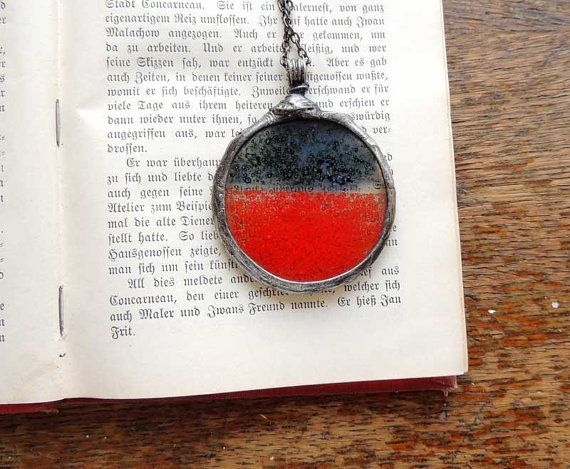 sancather  Special necklace by MARIAELA one of a by MARIAELA, $33.00