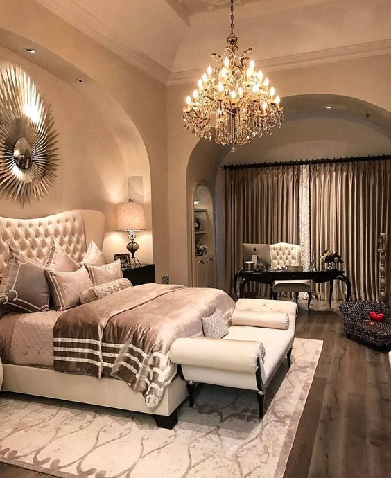 40 Beautiful Wedding First Night Bedroom Decoration Ideas