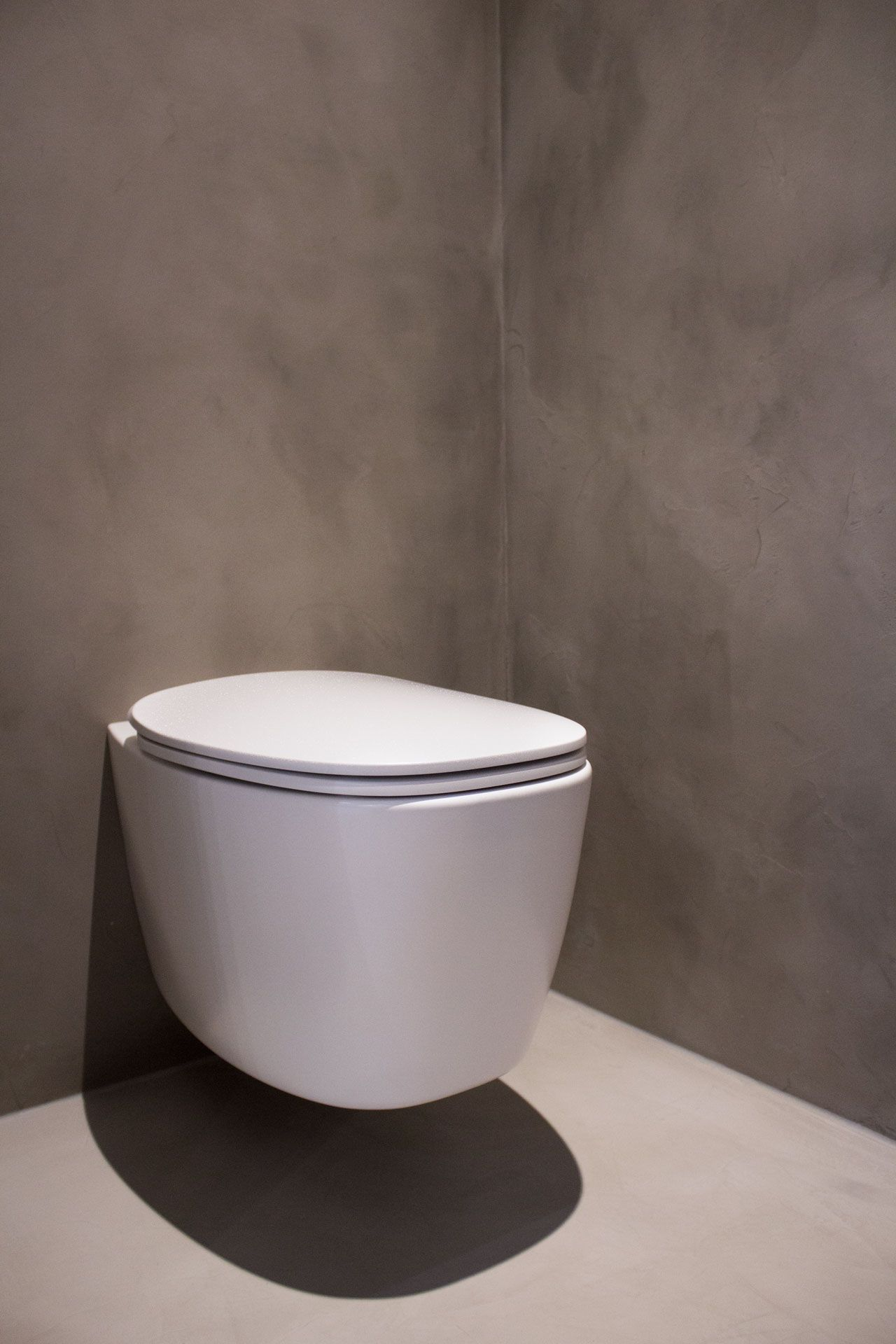 Ideal Standard Dea Wandcloset Diepspoel Mat Wit Met Randloze Spoeling 1208581202 Beton Look Ideal Standard